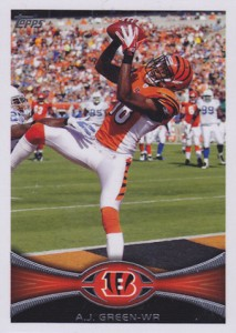 2012 Topps Football Variations Short Prints Guide 41