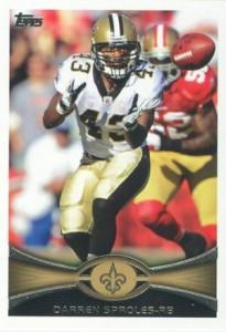 2012 Topps Football Variations Short Prints Guide 47