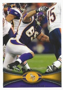 2012 Topps Football Variations Short Prints Guide 52