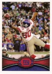 2012 Topps Football Variations Short Prints Guide 53