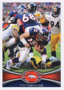 2012 Topps Football Variations Short Prints Guide 4