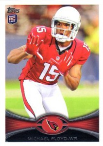 2012 Topps Football Variations Short Prints Guide 9