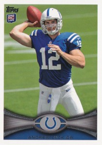 2012 Topps Football Variations Short Prints Guide 18