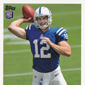 2012 Topps Football Variations Short Prints Guide