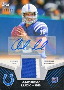 The 20 Hottest 2012 Topps Football Cards 4