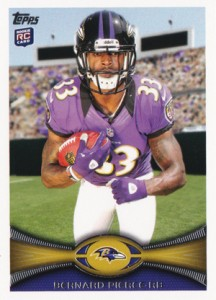 2012 Topps Football Variations Short Prints Guide 28