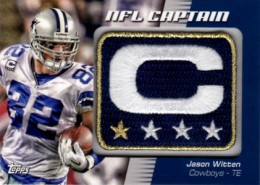 jason witten captain jersey