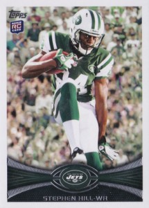 2012 Topps Football Variations Short Prints Guide 12