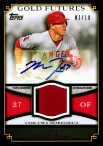 Ultimate Guide to Mike Trout Autograph Cards: 2009 to 2012 21