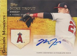 Ultimate Guide to Mike Trout Autograph Cards: 2009 to 2012 22