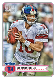 2012 Topps Magic Football Cards 3