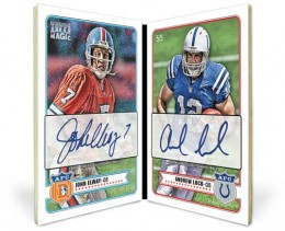 2012 Topps Magic Football Cards 6