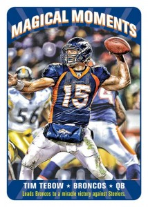 2012 Topps Magic Football Cards 10