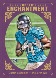 2012 Topps Magic Football Cards 12