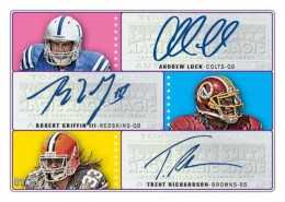2012 Topps Magic Football Cards 8
