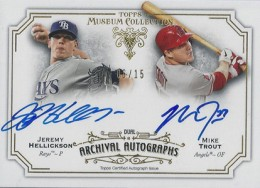Ultimate Guide to Mike Trout Autograph Cards: 2009 to 2012 23