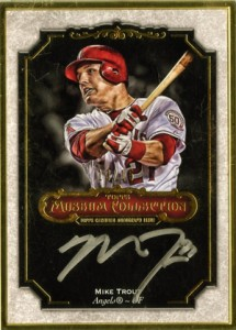 Ultimate Guide to Mike Trout Autograph Cards: 2009 to 2012 24