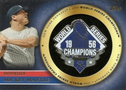 Cheap Mickey Mantle Cards  - 10 Awesome Cards for Under $20 10