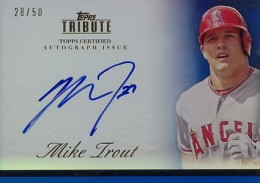 Ultimate Guide to Mike Trout Autograph Cards: 2009 to 2012 26