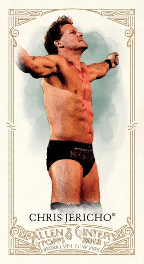 2012 Topps WWE Heritage Wrestling Cards 4