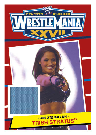 2012 Topps WWE Heritage Wrestling Cards 13