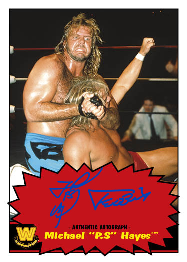 2012 Topps WWE Heritage Wrestling Cards 6