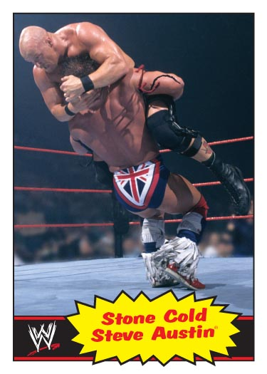 2012 Topps WWE Heritage Wrestling Cards 3
