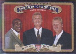2012 Upper Deck Goodwin Champions Variation Short Prints Guide 2