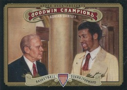 2012 Upper Deck Goodwin Champions Variation Short Prints Guide 13