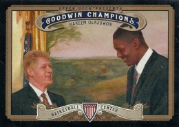 2012 Upper Deck Goodwin Champions Variation Short Prints Guide 1