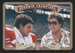 2012 Upper Deck Goodwin Champions Variation Short Prints Guide 12
