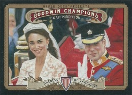2012 Upper Deck Goodwin Champions Variation Short Prints Guide 5