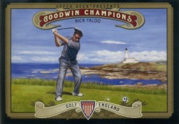 2012 Upper Deck Goodwin Champions Variation Short Prints Guide 4