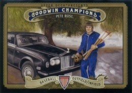 2012 Upper Deck Goodwin Champions Variation Short Prints Guide 18