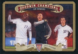 2012 Upper Deck Goodwin Champions Variation Short Prints Guide 17