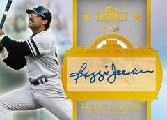 2013 Topps Tribute Baseball Cards 16