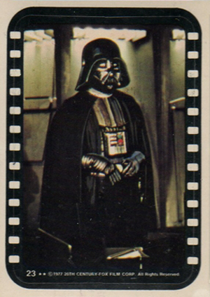 1977 Topps Star Wars Series 3 Trading Cards 20