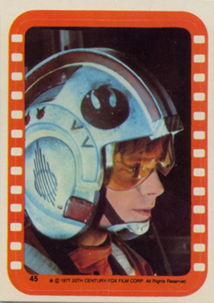 1978 Topps Star Wars Series 5 Sticker