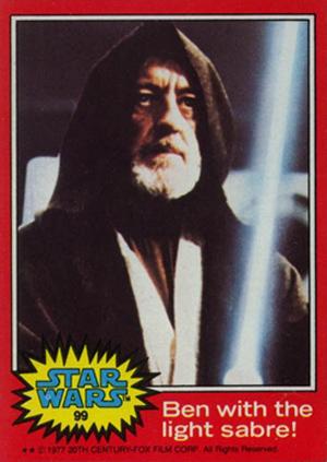1977 Topps Star Wars Series 2 Set Checklist, Info, Buying ...