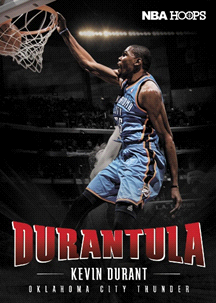 Law of Cards: How to Stop a Durantula 1