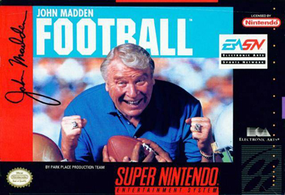 Madden NFL Covers - A Complete Visual History 8