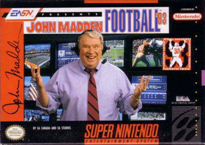 Madden NFL Covers - A Complete Visual History 11