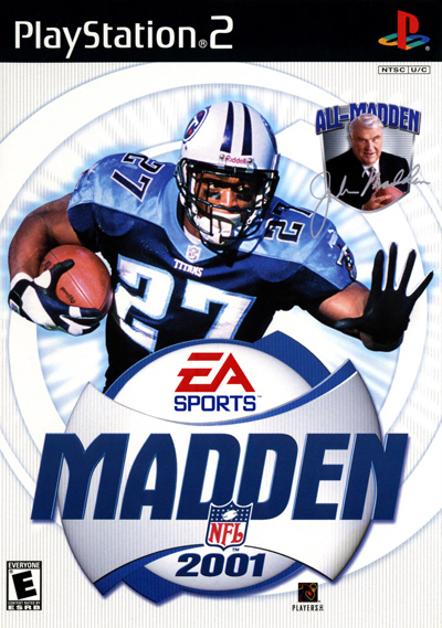 Madden NFL Covers - A Complete Visual History 19