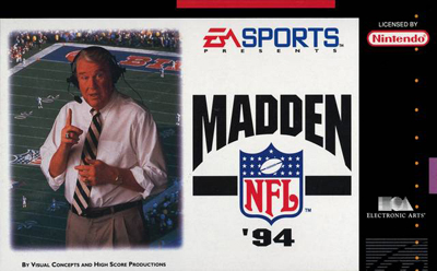 Madden NFL Covers - A Complete Visual History 12