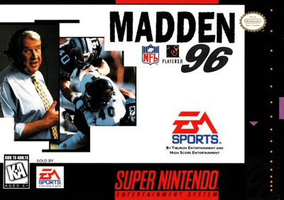 Madden NFL Covers - A Complete Visual History 14