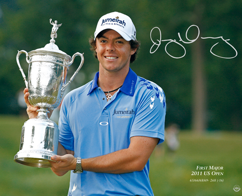 040b1d33ab9 Rory McIlroy Signs Trading Card and Memorabilia Deal with Upper Deck
