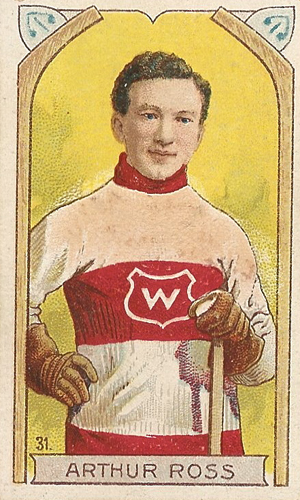 1911-12 C55 Hockey Art Ross
