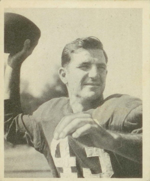 1948 Bowman Football Sammy Baugh RC