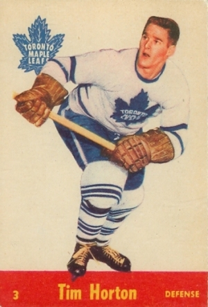 1955-56 Parkhurst Hockey Cards 20