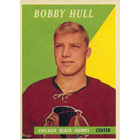 1958-59 Topps Hockey Cards